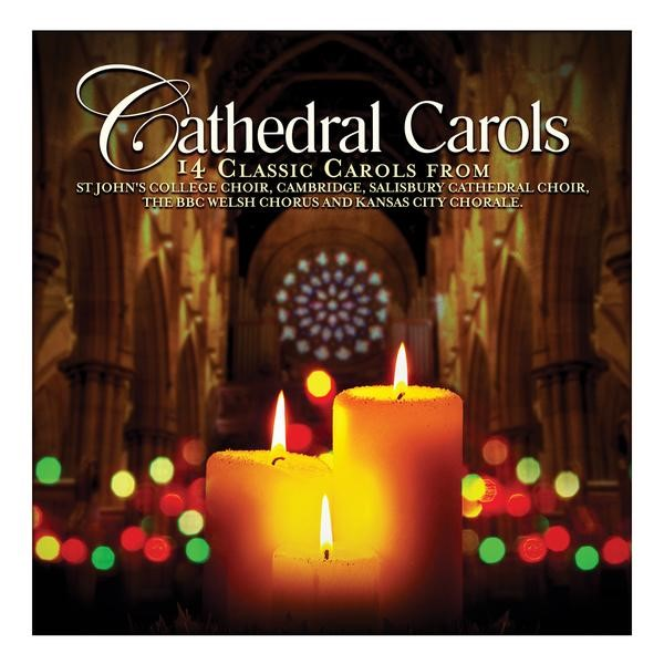 Cathedral Carols CD (CD-Audio)