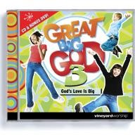 Great Big God 3 CD & DVD (DVD & CD)