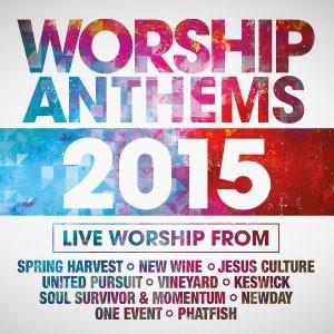 Worship Anthems 2015 CD (CD-Audio)