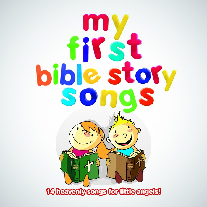 My First Bible Story Songs CD (CD-Audio)