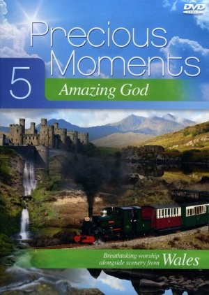 Precious Moments 5: Amazing God DVD (DVD)