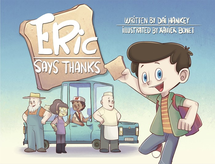 Eric Says Thanks (Paperback)