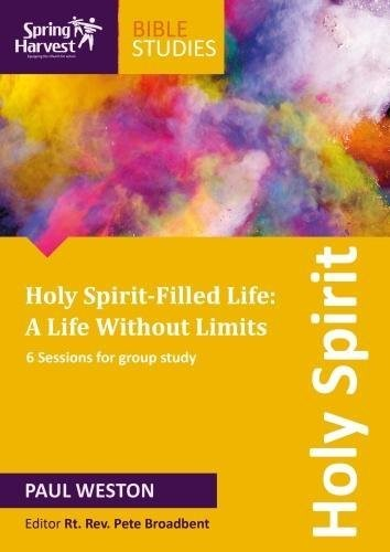 Spring Harvest: Holy Spirit Workbook (Paperback)