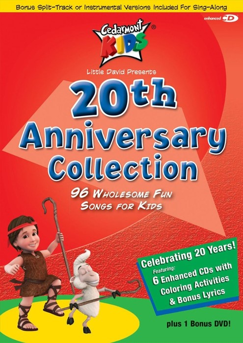 20th Anniversary Collection (6 CDs) (CD- Audio)