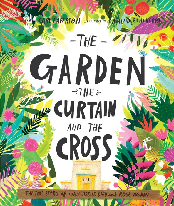 The Garden Curtain And The Cross (Hard Cover)