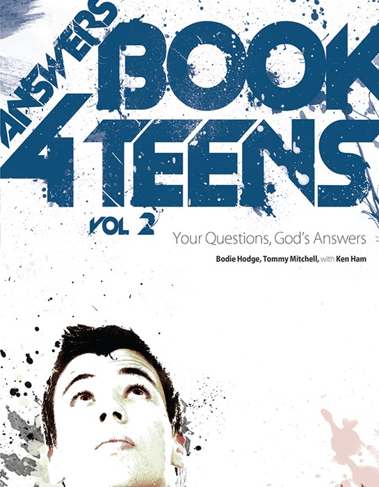 Answers Book 4 Teens Vol 2 (Paper Back)