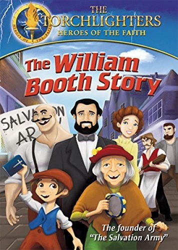 Torchlighters: The William Booth Story DVD (DVD)