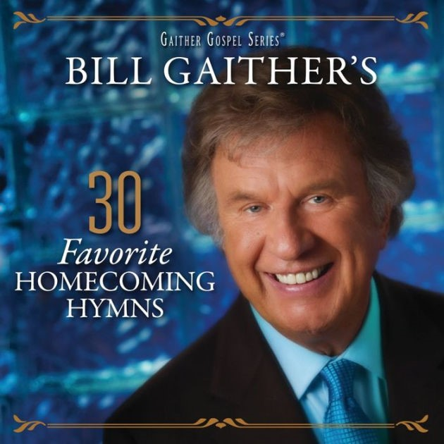 Bill Gaither's 30 Favourite Homecoming Hymns CD (CD- Audio)