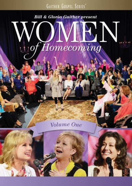 Women Of Homecoming Volume 1 DVD (DVD)