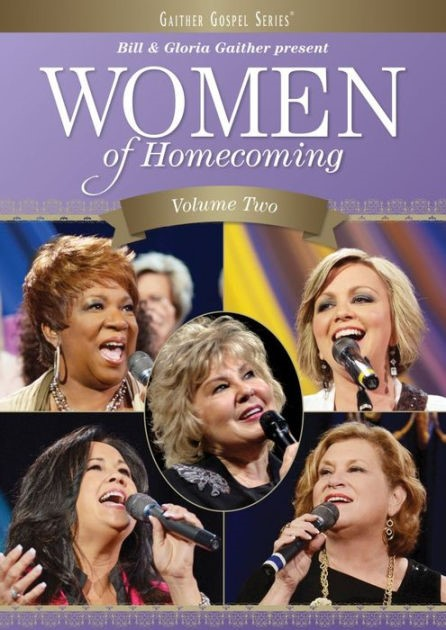 Women Of Homecoming Volume 2 DVD (DVD)