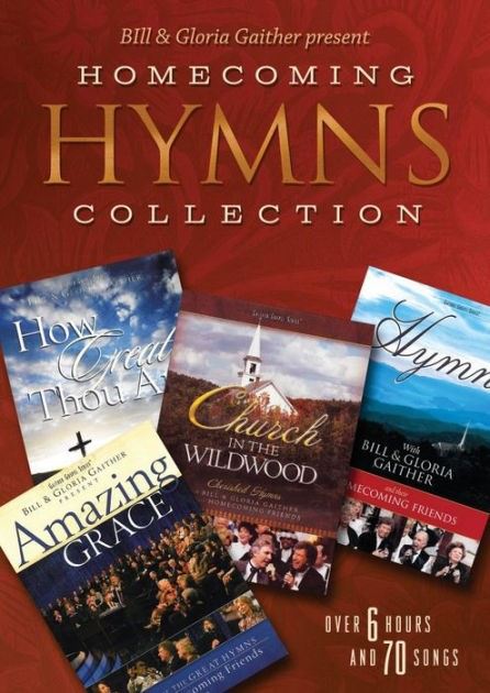 Homecoming Hymns Collection 4DVD Set (DVD)