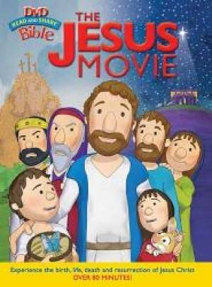 Jesus Movie, The Dvd (DVD)