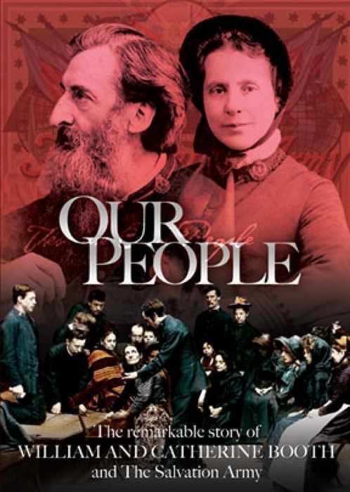 Our People: The Story Of William & Catherine Booth (DVD)