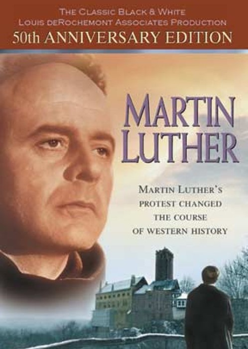Martin Luther 50th Anniversary Edition DVD (DVD)