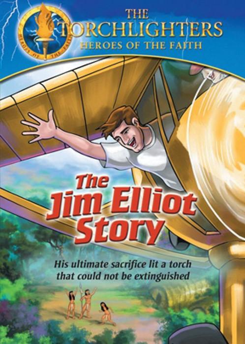 Torchlighters: TheJim Elliot Story, DVD (DVD)