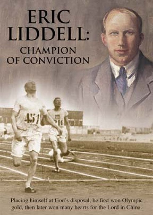 Eric Liddell: Champion Of Conviction DVD (DVD)