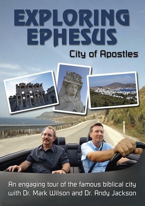 Exploring Ephesus DVD (DVD)