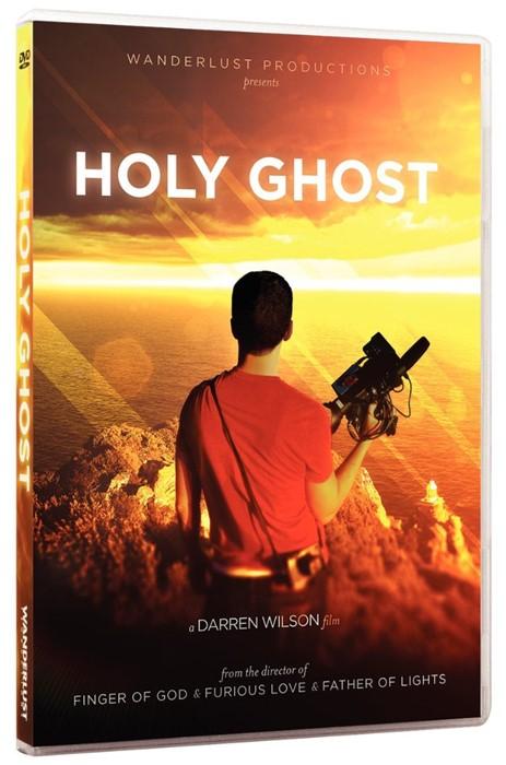 Holy Ghost DVD (DVD Video)