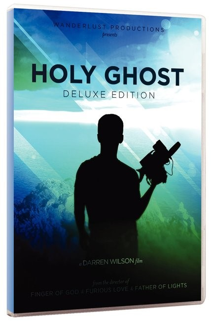 Holy Ghost Deluxe Edition Dvd (DVD)