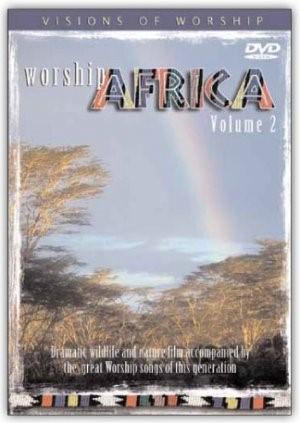 Worship Africa Volume 2 DVD (DVD)