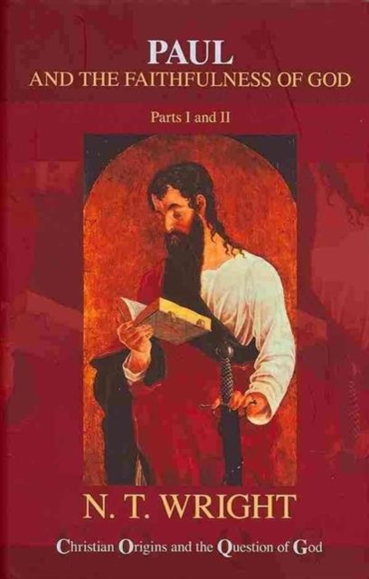 Paul And The Faithfulness Of God H/B (Hard Cover)