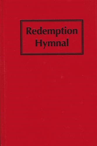 Redemption Hymnal Music (Hard Cover)