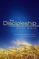 NRSV Discipleship Study Bible (Hard Cover)