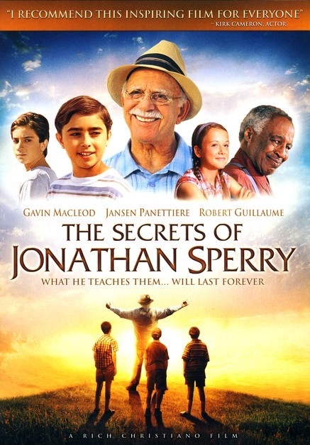 The Secrets Of Jonathan Sperry (DVD)