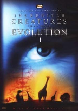 Incredible Creatures Evolution 1 (DVD)