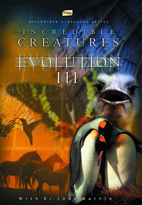 Incredible Creatures That Defy Evolution 3 (DVD)