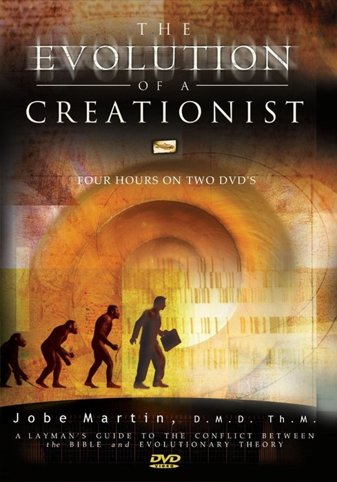 Evolution of a Creationist (DVD)