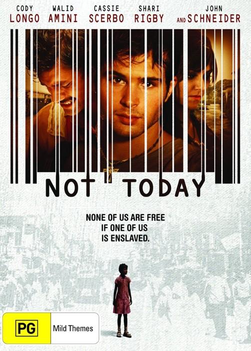 Not Today DVD (DVD Video)