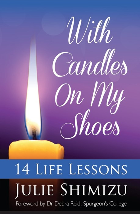 With Candles On My Shoes (Paperback)