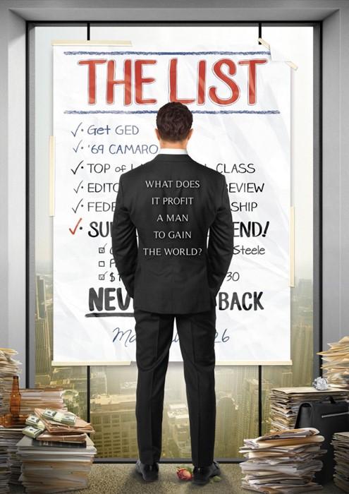 The List DVD (DVD Video)
