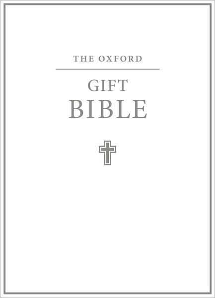 KJV Pocket Oxford Gift Bible (Hard Cover)