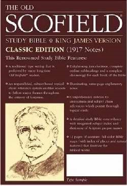 KJV Old Scofield Study Bible, Classic Edition (Bonded Leather)