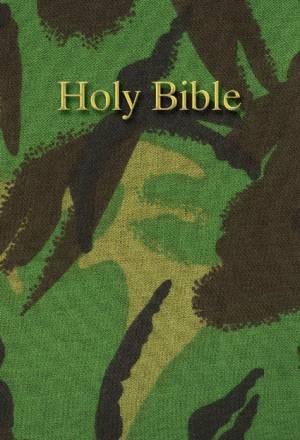 KJV Pocket Reference Bible, Camouflage (Vinyl)