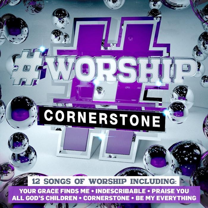 #Worship Cornerstone CD (CD-Audio)