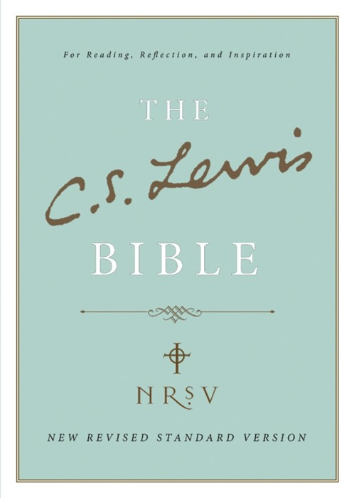 NRSV C.S. Lewis Bible (Hard Cover)