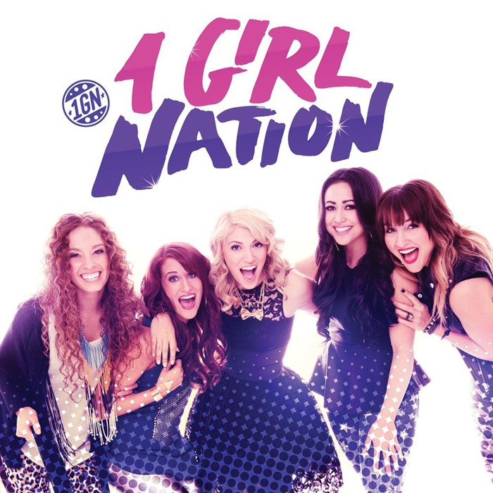 1 Girl Nation CD (CD-Audio)