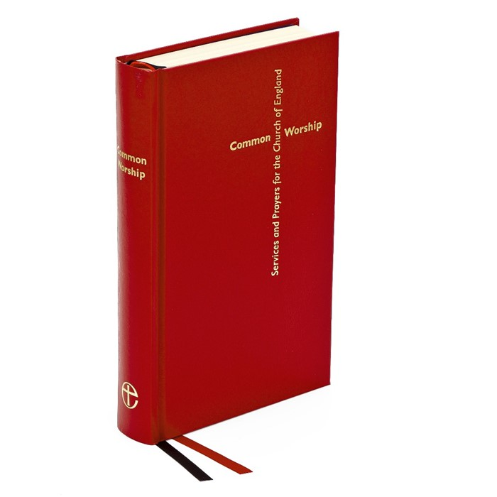 Common Worship Presentation Red (Hard Cover)