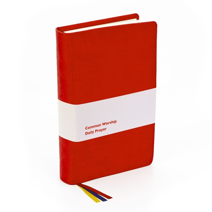 Common Worship: Daily Prayer, Soft Touch Leather (Leather Binding)