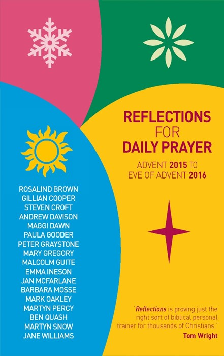 Reflections For Daily Prayer 2015/16 (Paperback)