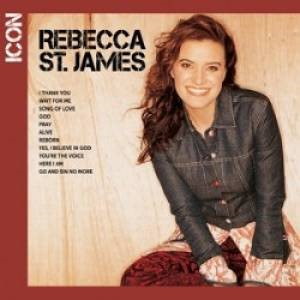 Icon - Rebecca St James CD (CD-Audio)