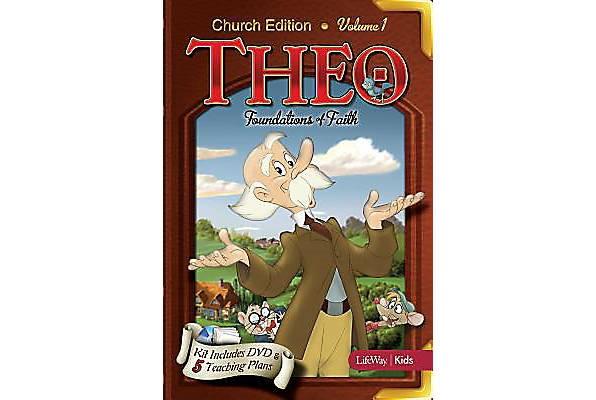 Theo: Foundations Of Faith DVD (DVD)