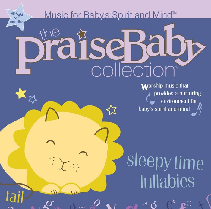 Sleepytime Lullabies CD (CD-Audio)