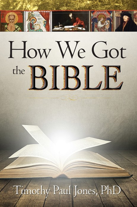 How We Got The Bible (Paper Back)