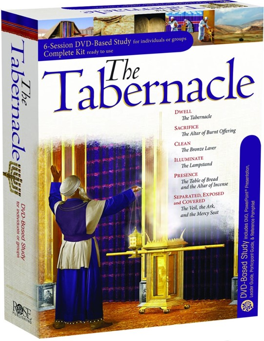 The Tabernacle DVD Complete Kit (Kit)