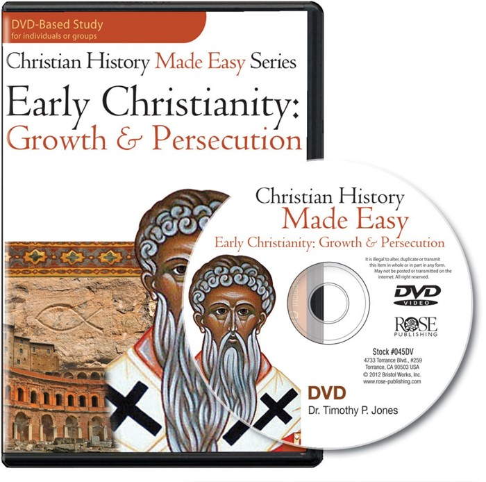 Early Christianity DVD (DVD)