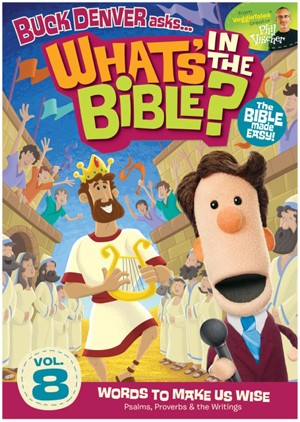 What'S In The Bible 8 DVD (DVD)